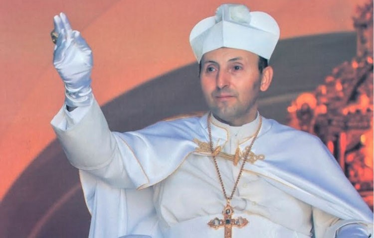 El «papa» palmariano «pierde la fe» y abandona la secta de El Palmar de Troya