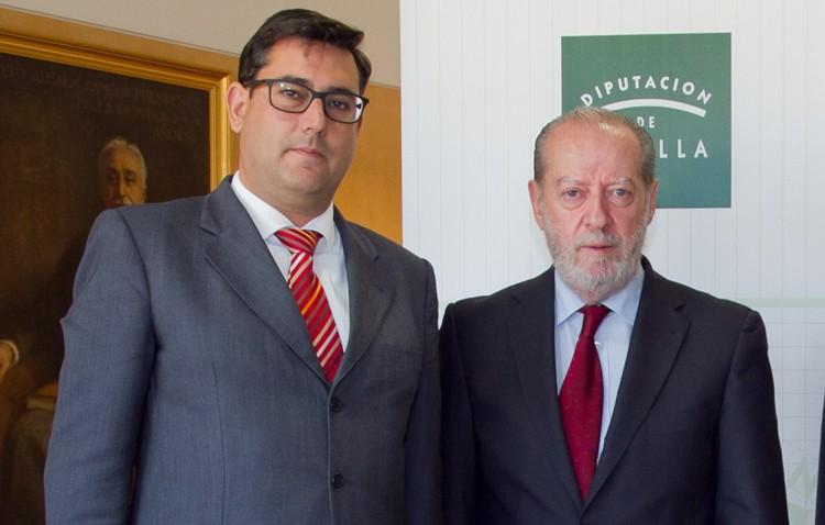 La Diputación «se niega» a pagar a Utrera el millón de euros que debe por el acuerdo del Ayuntamiento con el Huesna