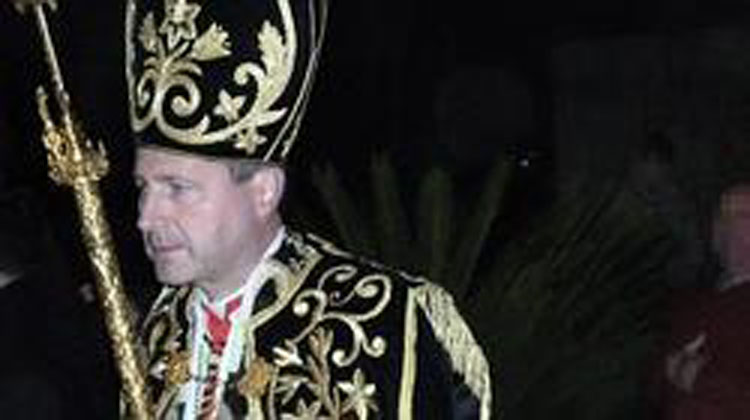 Joseph Odermatt, el «papa» suizo de El Palmar de Troya
