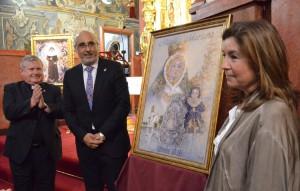 Presentación del cartel del «Mayo Mariano»