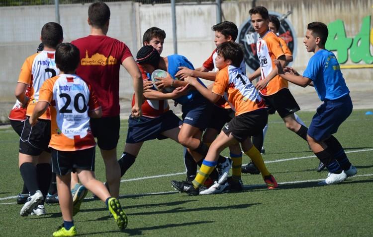 La escuela utrerana de Rugby presente en el Torneo de Córdoba