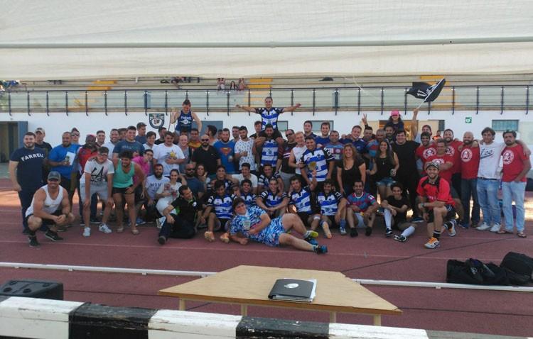 I Torneo de rugby 7 «Ciudad de Utrera»