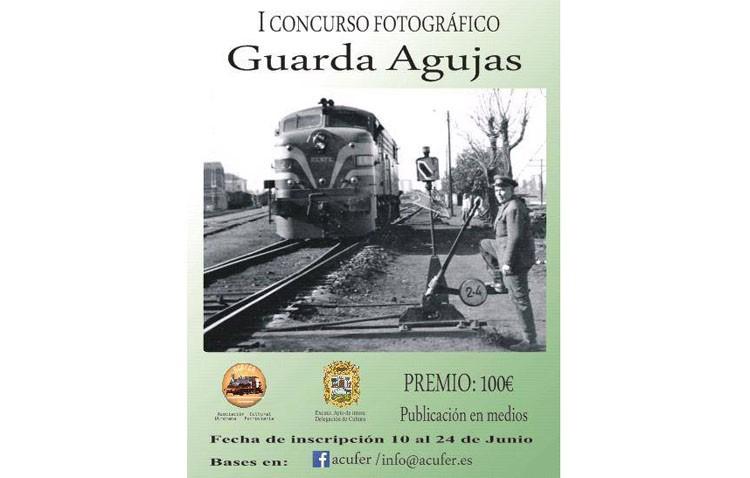Concurso fotográfico sobre el mundo ferroviario