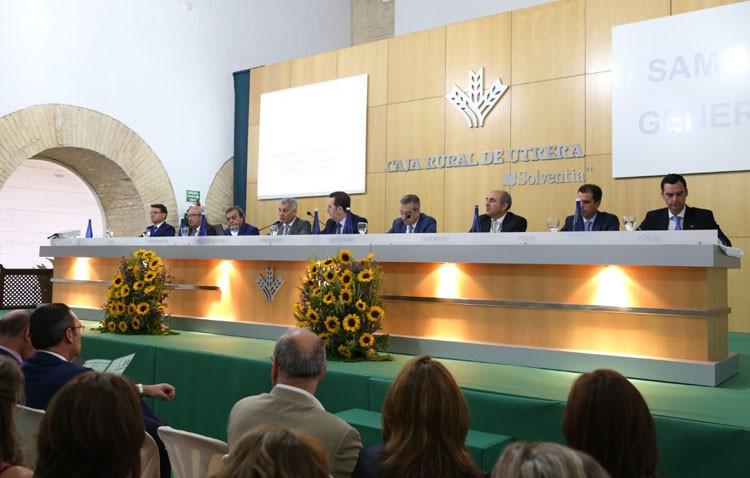 Caja Rural de Utrera presenta un balance «muy positivo» de su pasado ejercicio