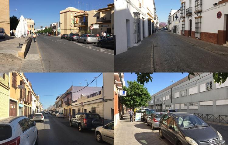 El Ayuntamiento promete arreglar la avenida de los Naranjos, Juan XXIII, Real y Catalina de Perea