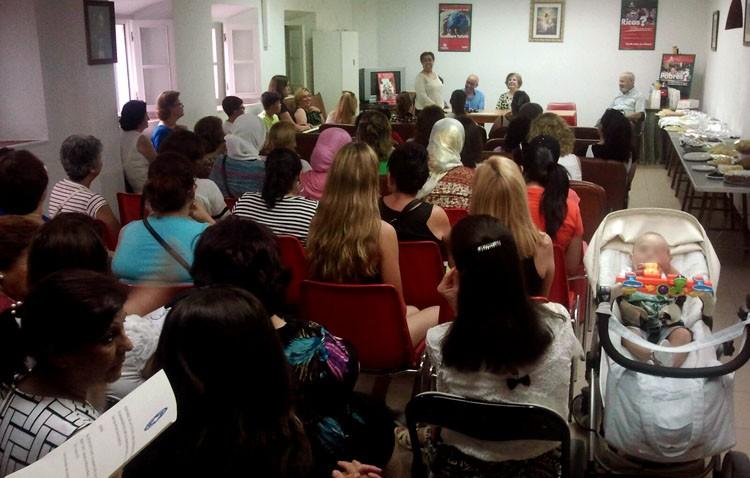 Cierre del curso en los talleres de Cáritas de Santiago