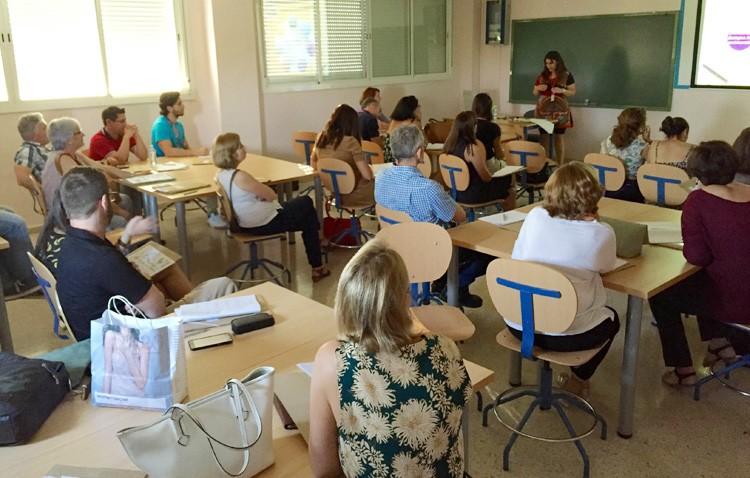 El colegio Coca de la Piñera muestra sus «comunidades de aprendizaje» en la Feria del Plurilingüismo