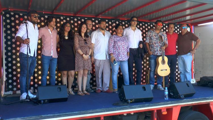Un autobús llevará actuaciones flamencas a tres zonas de Utrera