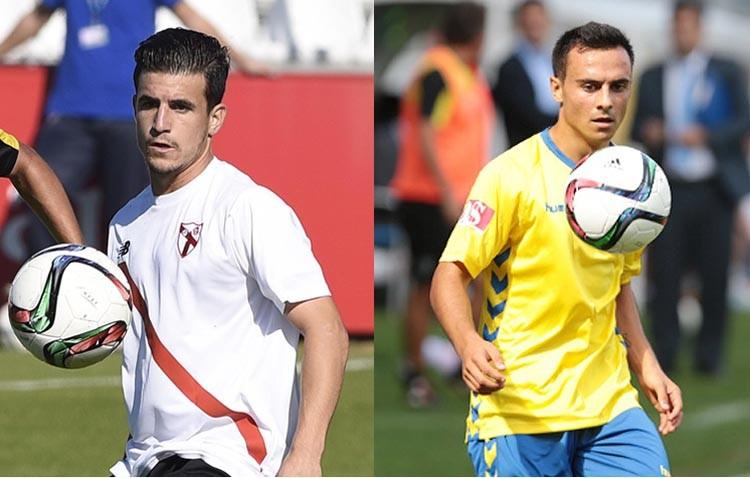 Dos futbolistas utreranos aterrizan en Segunda División
