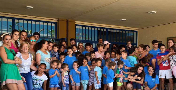 Un proyecto lúdico-educativo para niños en riesgo de exclusión social