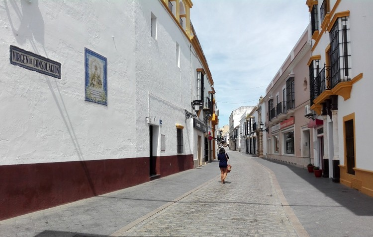 El PP reclama al Ayuntamiento que instale toldos en las zonas comerciales de Utrera
