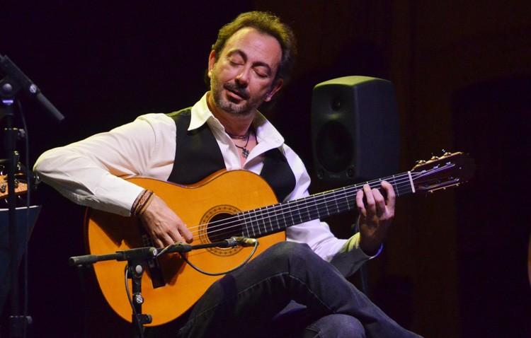El guitarrista José Antonio Rodríguez, premio al mejor disco instrumental de la industria independiente norteamericana