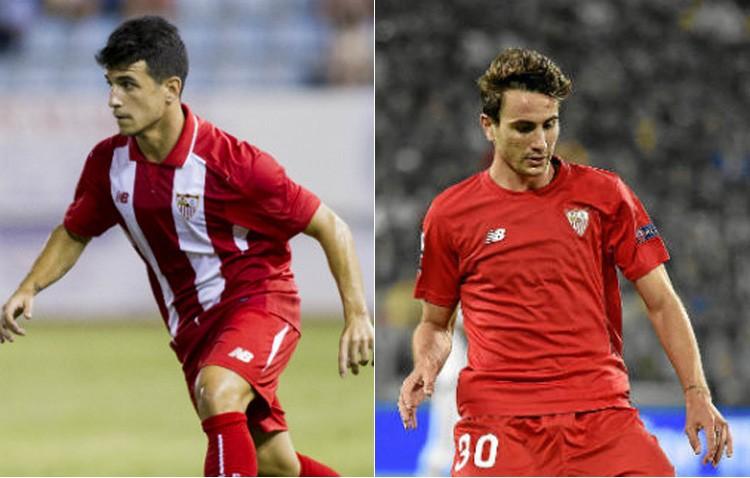 José Joaquín Matos realiza la pretemporada con el Sevilla FC, mientras Juan Muñoz espera su salida