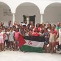 niños saharauis recepcion ayuntamiento