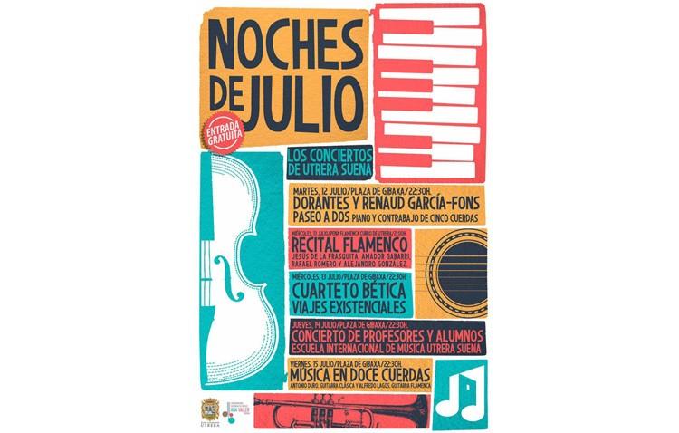 Los conciertos de «Utrera Suena» comienzan con la actuación del pianista Dorantes