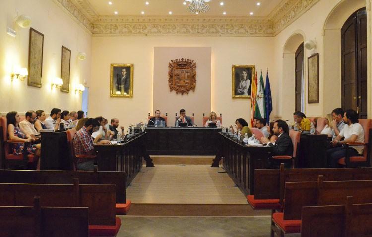 El pleno aprueba colocar el monumento a Nelson Mandela, con reticencias de la oposición sobre su necesidad