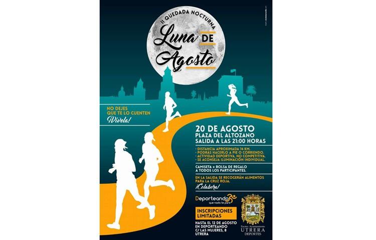Carrera nocturna solidaria «Luna de Agosto»