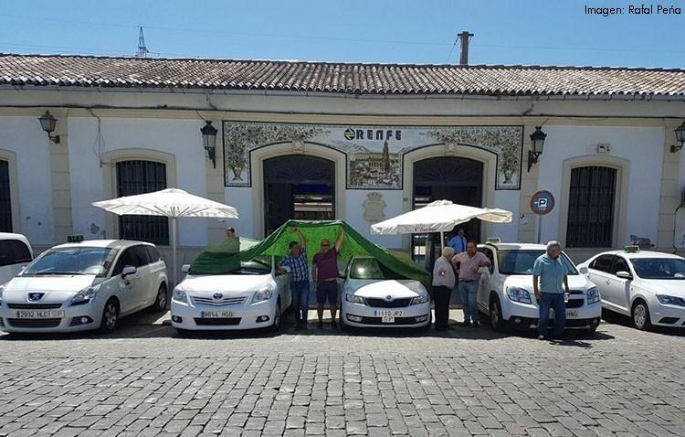 Un vídeo viral denuncia el incumplimiento de Villalobos con los taxistas (VÍDEO)
