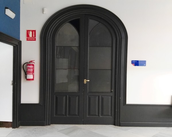 La alcaldía de Utrera cerrada «por vacaciones», según el PA