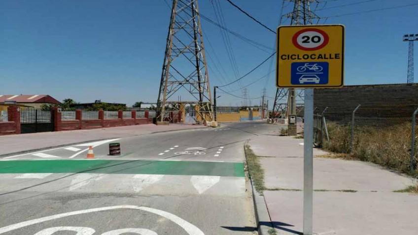 Las ciclocalles llegan a Sevilla