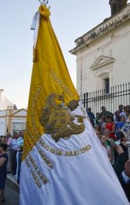 hermandad consolacion - bandera pontificia 2