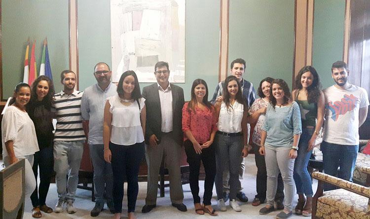 Aldaba renueva con el Ayuntamiento el convenio de colaboración a favor de su proyecto social con niños