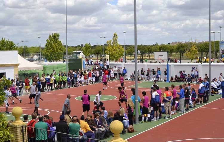 El Club Baloncesto Utrera prepara sus «12 horas de baloncesto»