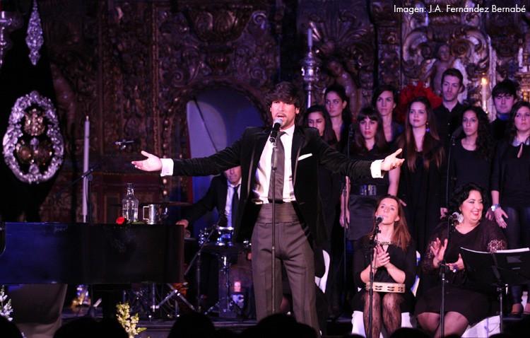 Manuel Lombo volverá a protagonizar el concierto navideño en Consolación, donde presentará un nuevo espectáculo
