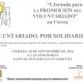 jornada promocion voluntariado - cartel 2