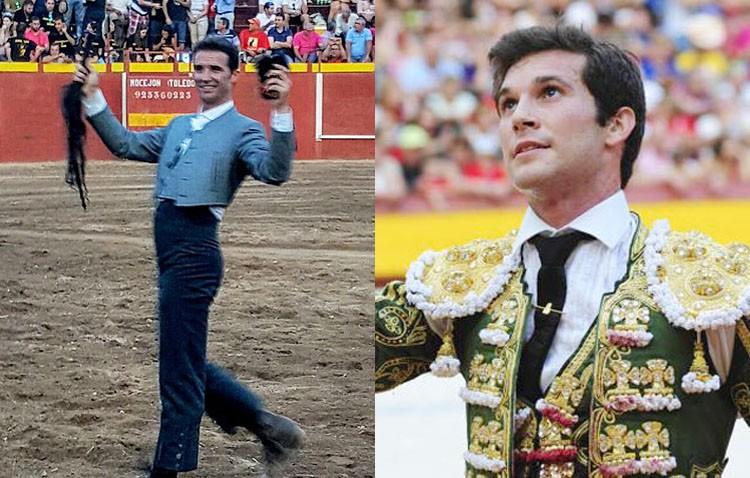 Máximos trofeos para Luis Vilches y triunfo de Curro Durán en Algemesí