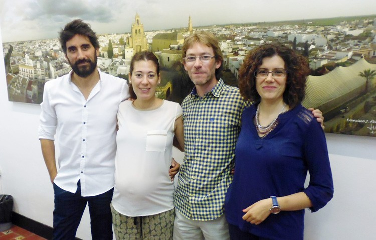 El malagueño José Antonio García, ganador del premio de novela corta de terror con «Travesía»