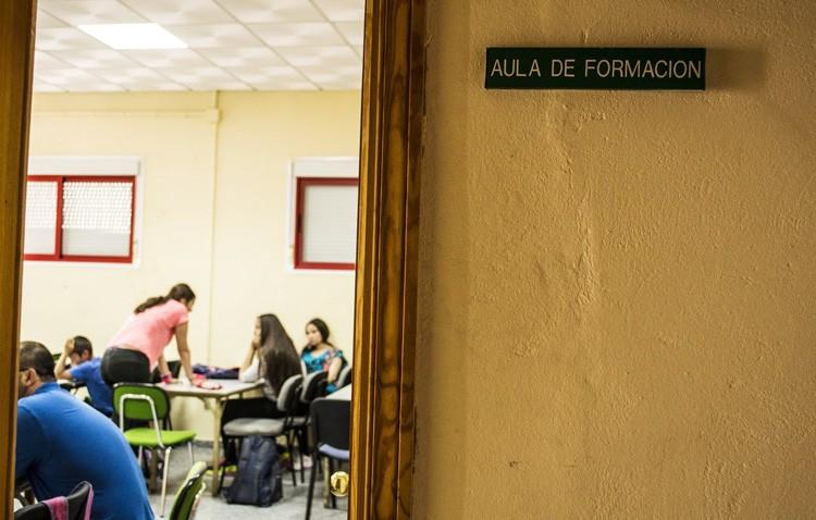 Aldaba participa en el plan de actividades solidarias y voluntariado de la Universidad de Sevilla