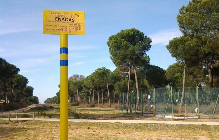 Utrera rechaza el proyecto gasístico en Doñana