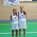 eloisa y cecilia - club baloncesto utrera