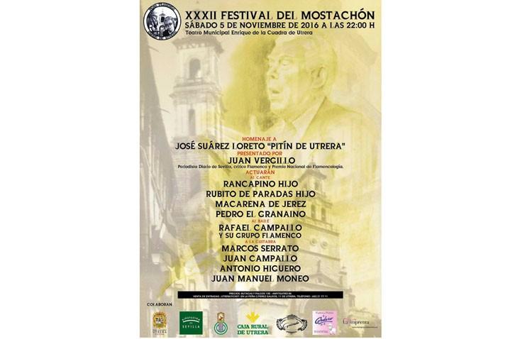 El Festival del Mostachón rendirá homenaje al guitarrista «Pitín»