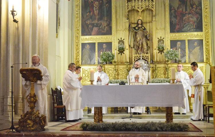 Juan Ignacio Sierra, un cuarto de siglo al servicio de la Iglesia (AUDIO)