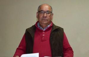 Manuel Martín es el presidente en funciones de la UTER