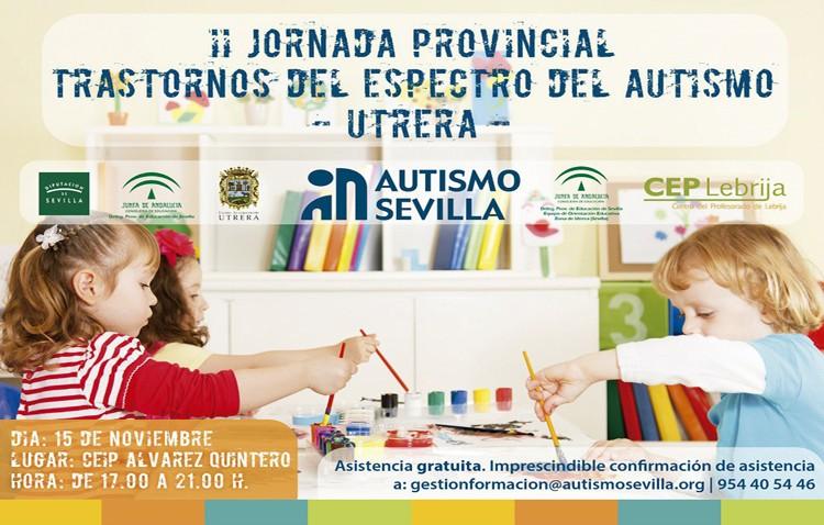 Utrera acoge la jornada provincial de trastornos del espectro del autismo