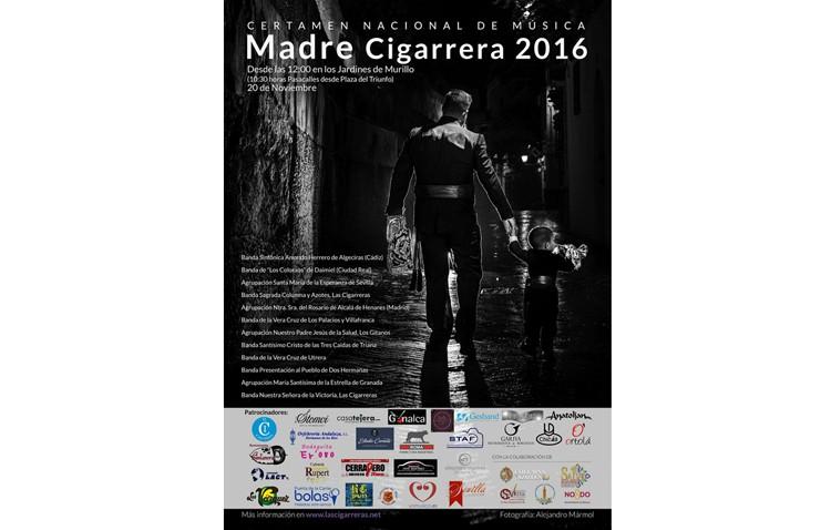 La banda de la Vera-Cruz de Utrera participará en el certamen nacional de música de Las Cigarreras