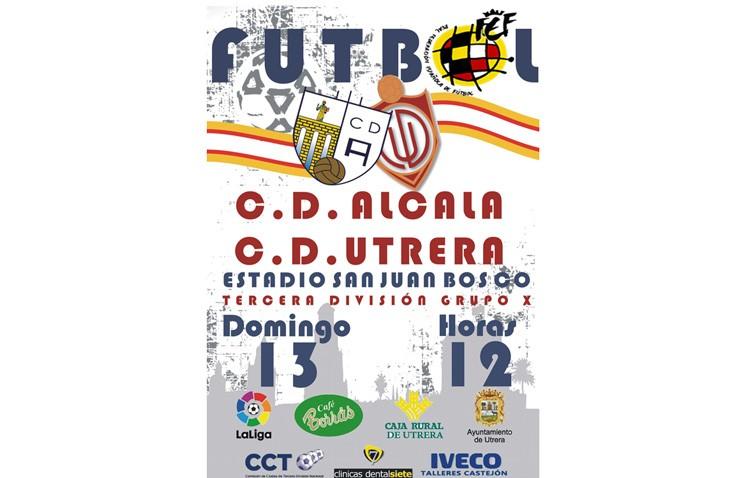 C.D. Utrera – C.D. Alcalá: Un partido con las miras puestas en la directiva