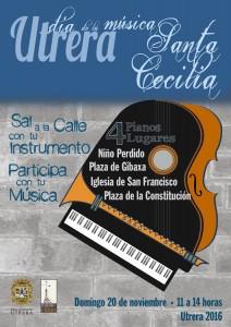 dia santa cecilia 2016 cartel 1