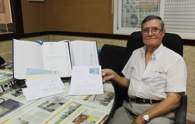 Juan Fernández Castro, el hombre que trajo al rey a Utrera