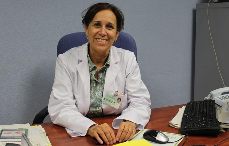 María José Ortiz Gordillo, una utrerana al frente de la Sociedad Andaluza de Cancerología