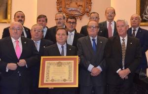 Medalla de plata para la asociación «Maestro Milla»
