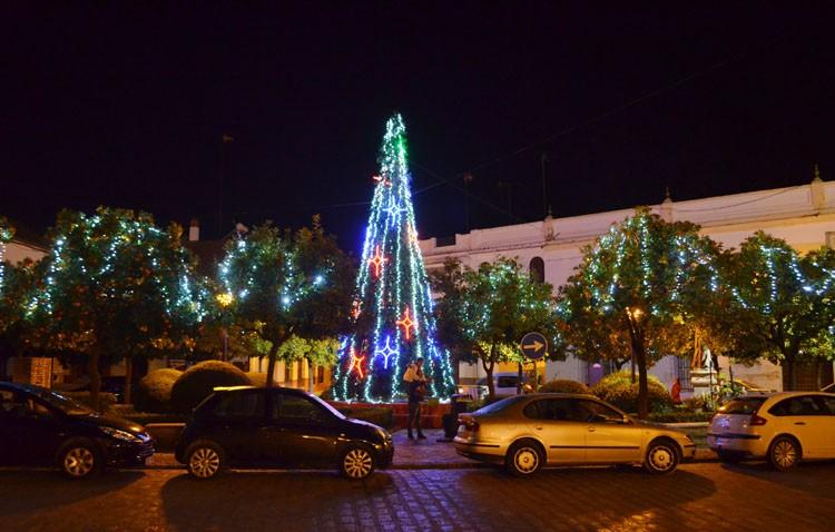 El gobierno local pedirá permiso ahora a la comisión de casco histórico para instalar el árbol de Navidad