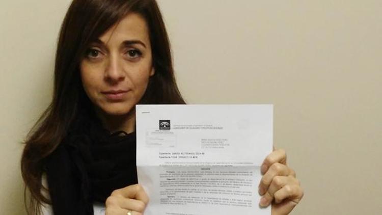 Una utrerana desvela retrasos en las ayudas de la ley de la dependencia por parte de la Junta y del Ayuntamiento