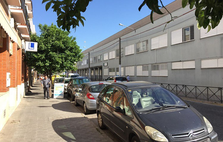 El Ayuntamiento quiere crear «más de 600 nuevos aparcamientos» junto al centro de Utrera