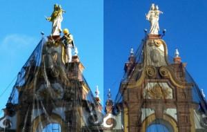 espadaña iglesia carmen remozado 02