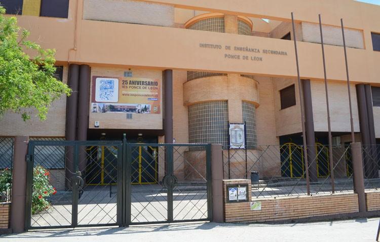 El instituto Ponce de León organiza unas jornadas profesionales