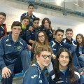 Atletismo equipo junior